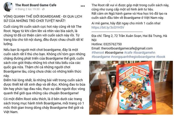 """Teen Việt """"rần rần"""" về tựa sách đầu tiên về boardgame, từ giờ ở nhà không còn chán! - ảnh 2"""