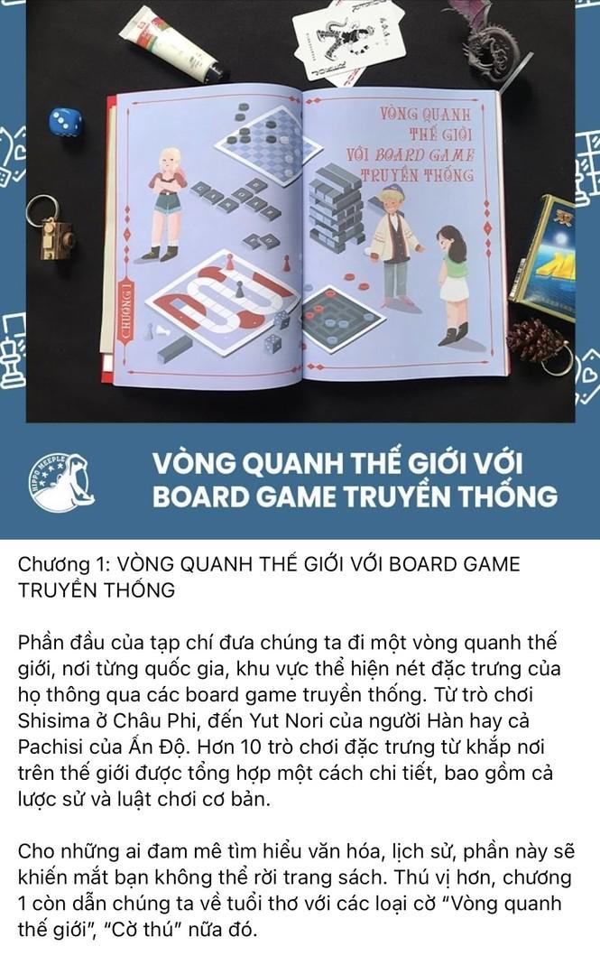 """Teen Việt """"rần rần"""" về tựa sách đầu tiên về boardgame, từ giờ ở nhà không còn chán! - ảnh 4"""