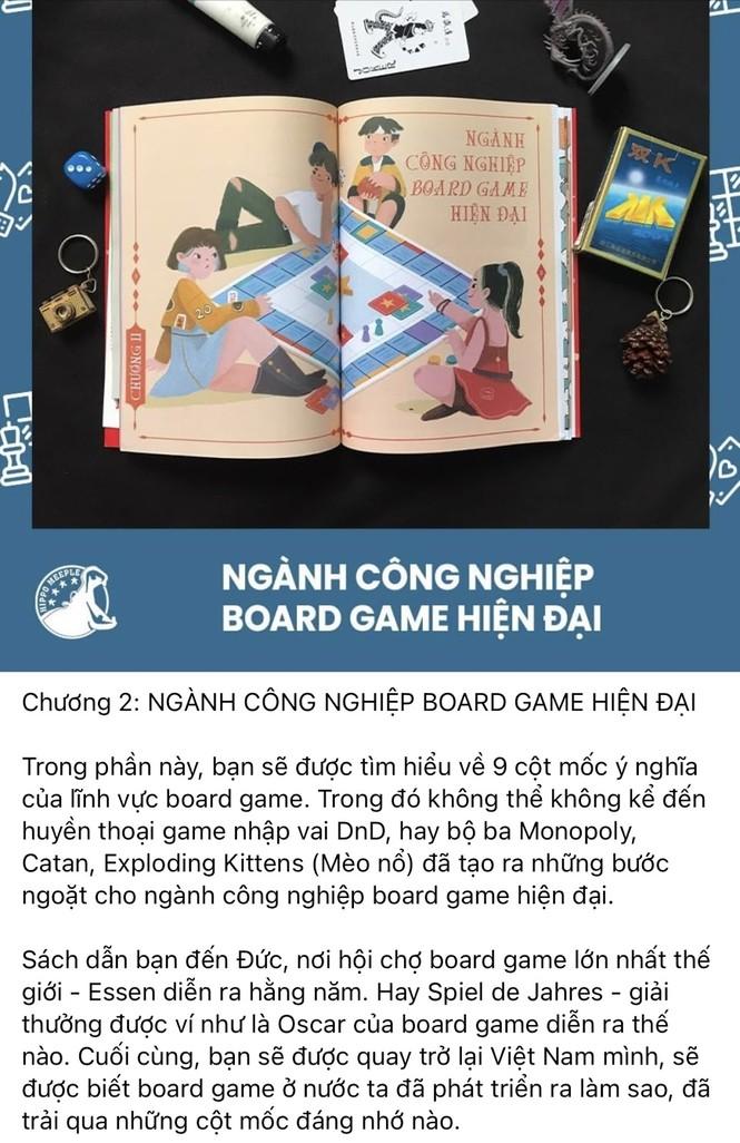 """Teen Việt """"rần rần"""" về tựa sách đầu tiên về boardgame, từ giờ ở nhà không còn chán! - ảnh 5"""