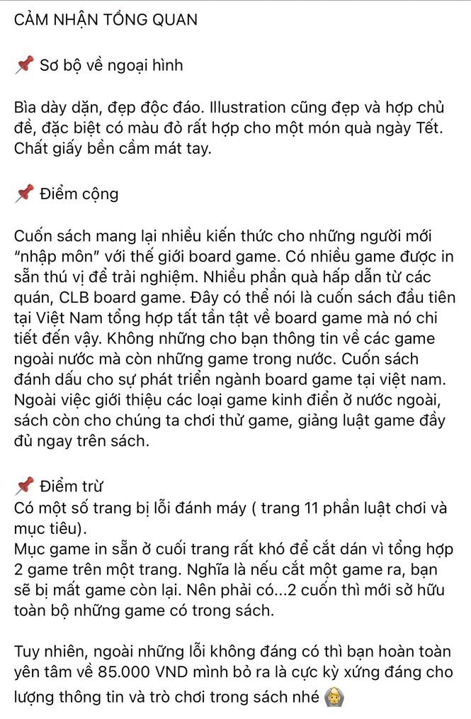 """Teen Việt """"rần rần"""" về tựa sách đầu tiên về boardgame, từ giờ ở nhà không còn chán! - ảnh 6"""