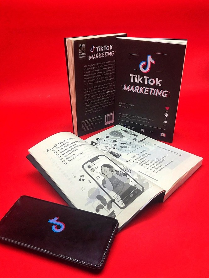 TikTok Markerting: Cuốn sách hướng dẫn triển khai marketing trên TikTok cho người trẻ - ảnh 2