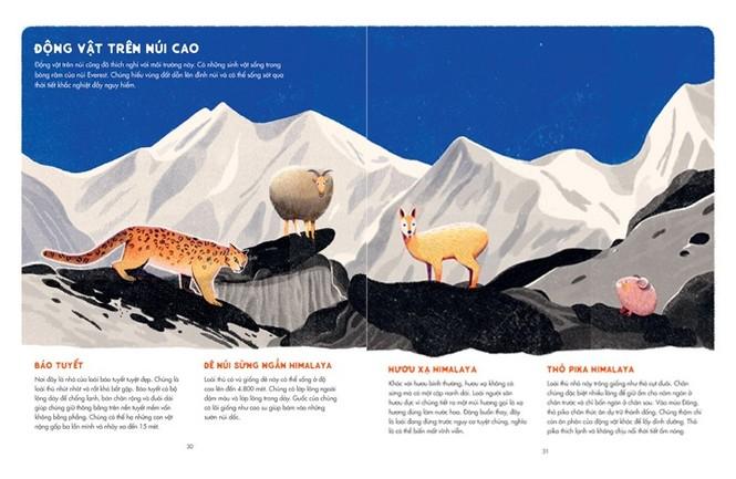 """""""Lướt cùng Tí Địa Lí"""" và """"Chinh phục Everest"""": Sách vừa học vừa chơi, rong ruổi thế giới - ảnh 4"""