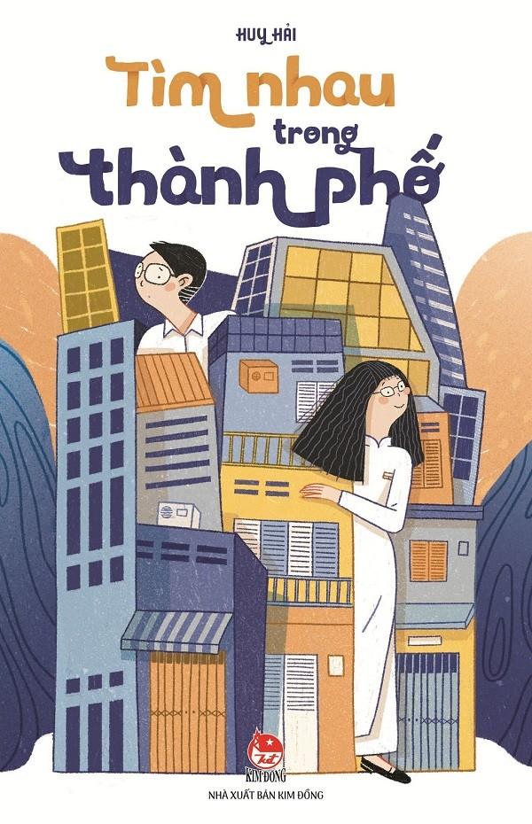Hai cuốn sách trẻ dành cho những người trẻ đi tìm chính mình giữa thành phố lớn - ảnh 1