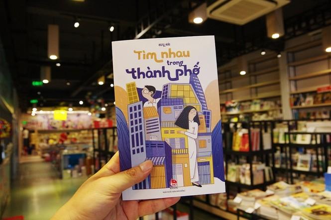Hai cuốn sách trẻ dành cho những người trẻ đi tìm chính mình giữa thành phố lớn - ảnh 2