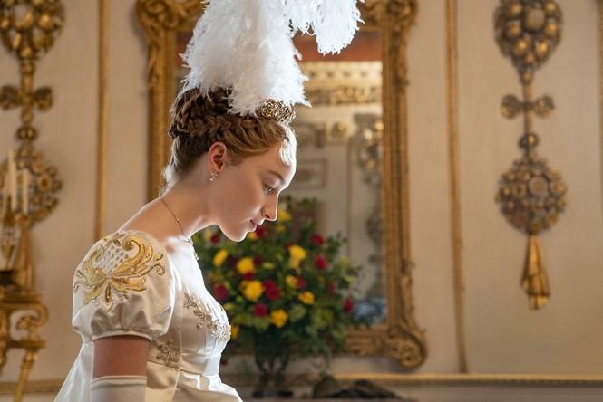 """""""Bridgerton"""" và những bộ trang phục lộng lẫy: Mỗi một màu sắc """"bật mí"""" một bí mật  - ảnh 1"""