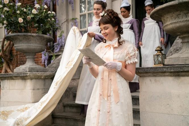 """Chân dung gia đình thượng lưu """"Bridgerton"""" của Netflix: Trai thì xinh, gái thì đẹp! - ảnh 22"""