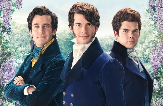 """Chân dung gia đình thượng lưu """"Bridgerton"""" của Netflix: Trai thì xinh, gái thì đẹp! - ảnh 8"""