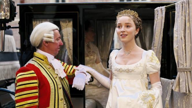 """Chân dung gia đình thượng lưu """"Bridgerton"""" của Netflix: Trai thì xinh, gái thì đẹp! - ảnh 16"""