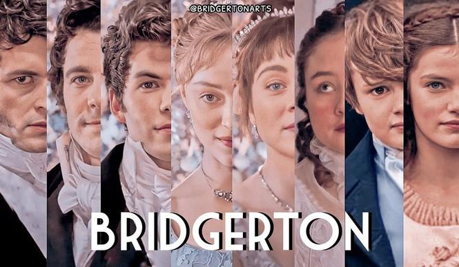 """Mê mẩn """"Bridgerton"""" của Netflix, không thể bỏ qua bộ tiểu thuyết lãng mạn của Julia Quinn - ảnh 1"""