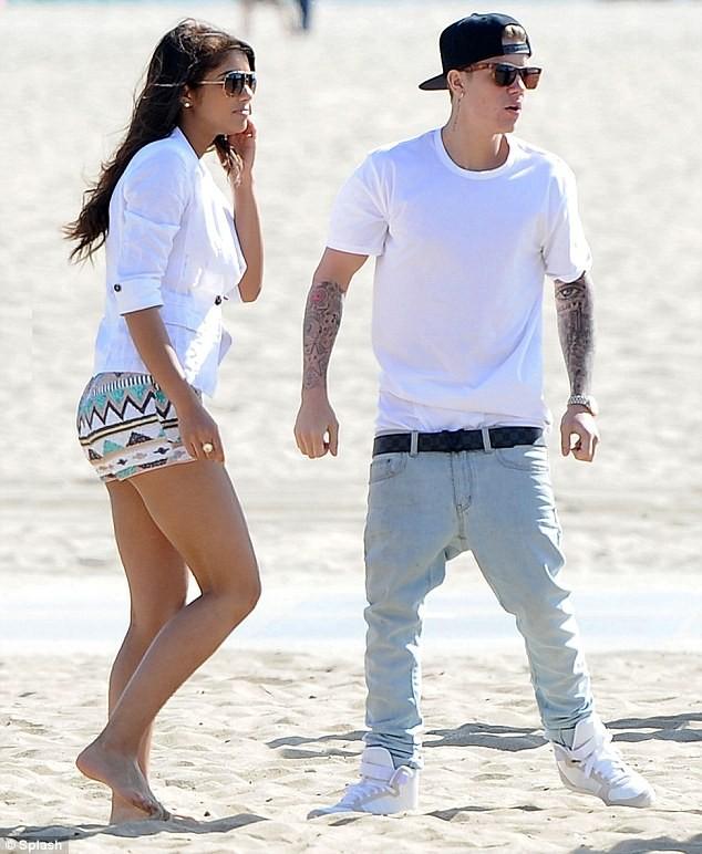 Justin Bieber tiếp tục hẹn hò bạn gái mới - ảnh 2
