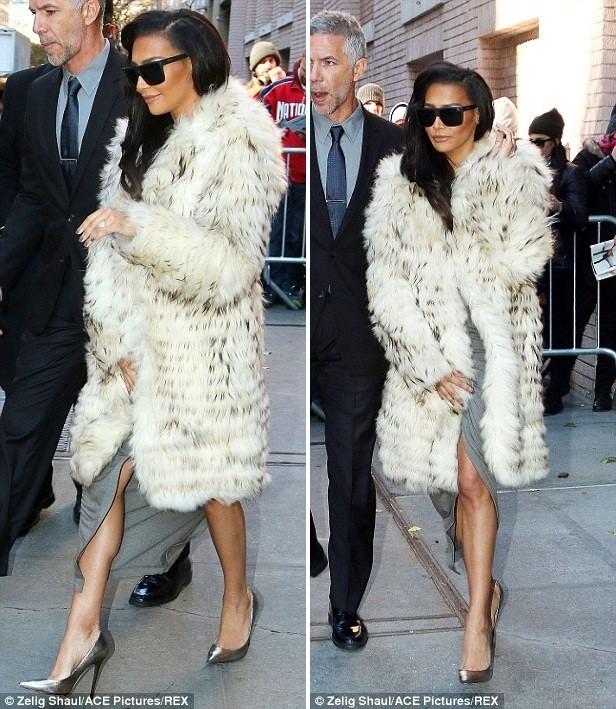 Ngôi sao 'Glee' bức xúc vụ ảnh nude của Kim Kardashian - ảnh 6