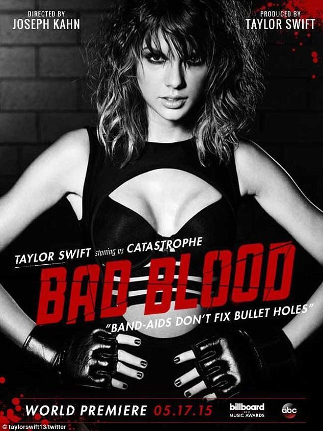 Taylor Swift phá vỡ kỷ lục Youtube bằng MV mới - ảnh 1