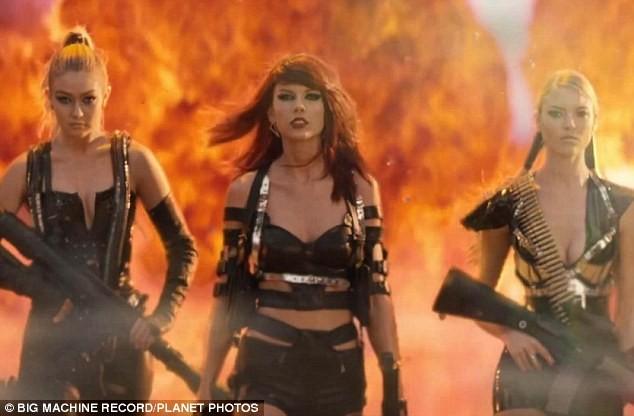 Taylor Swift phá vỡ kỷ lục Youtube bằng MV mới - ảnh 2