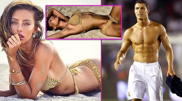 Tình mới của Ronaldo không phải dạng vừa - ảnh 2