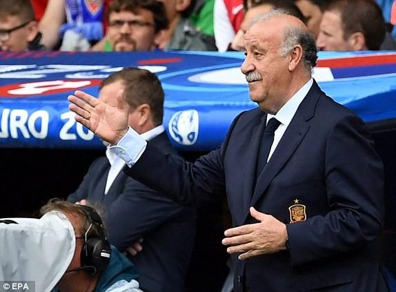 Cận cảnh trận thắng nhọc nhằn của Tây Ban Nha - ảnh 9
