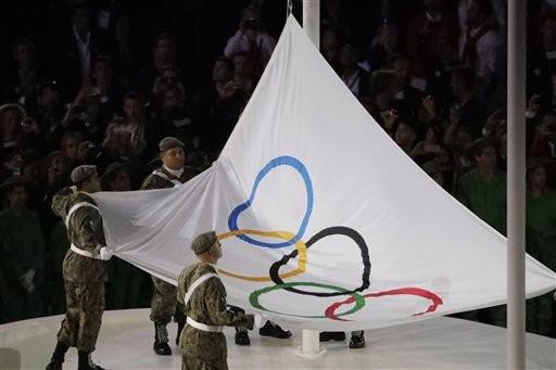 Khai mạc Olympic 2016: Rực rỡ pháo hoa, rộn ràng hát ca - ảnh 26