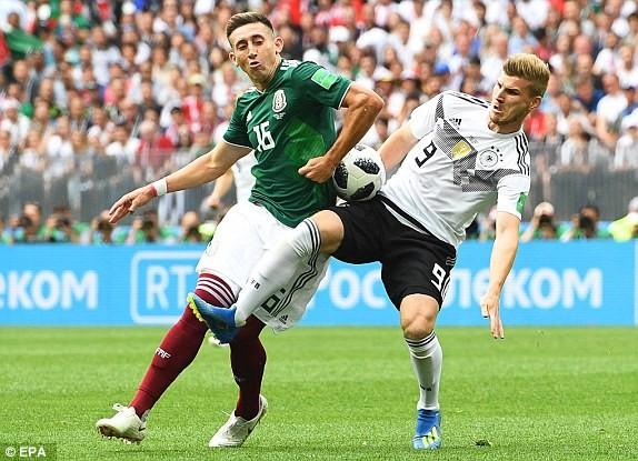 Tuyển Đức thua sốc ngày ra quân ở World Cup 2018 - ảnh 21