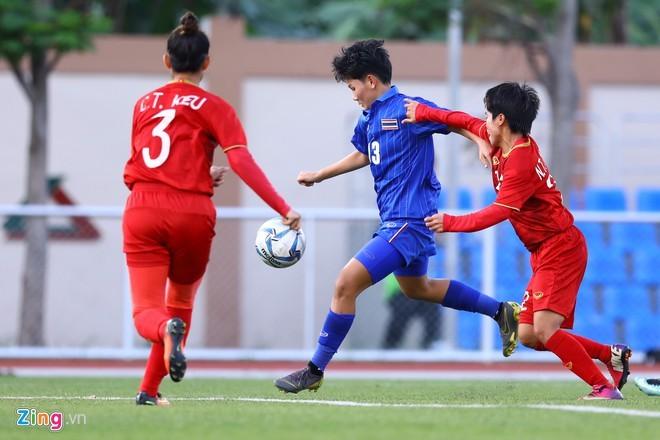 Tuyển Việt Nam để tuột chiến thắng trước Thái Lan - ảnh 7