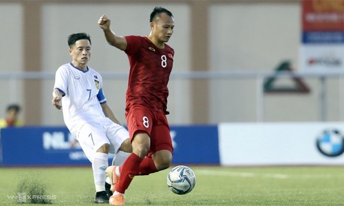 Tiến Linh lập hat-trick, U22 Việt Nam thắng đậm Lào - ảnh 6