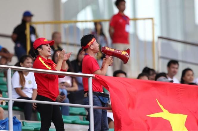Thắng Indonesia 6-0, tuyển nữ Việt Nam vào bán kết SEA Games 30 - ảnh 11