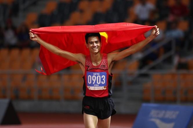 Bóng đá nữ đoạt HCV, Việt Nam trở lại vị trí thứ 2 bảng xếp hạng - ảnh 10