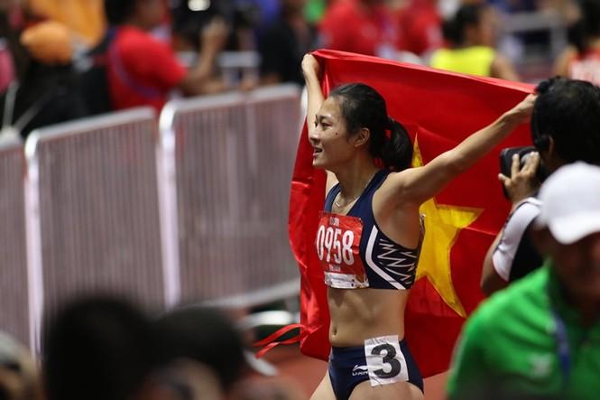 Bóng đá nữ đoạt HCV, Việt Nam trở lại vị trí thứ 2 bảng xếp hạng - ảnh 8