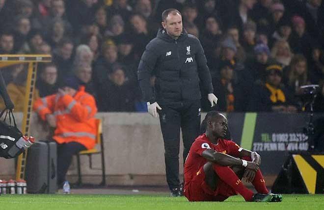 Liverpool nhận tin buồn sau chiến thắng trước Wolves - ảnh 1