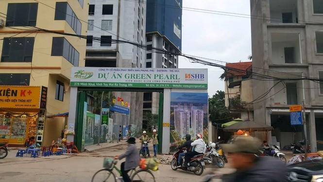 Bên trong dự án mua căn hộ chung cư phải trả thêm tiền đất làm đường ở Hà Nội - ảnh 1