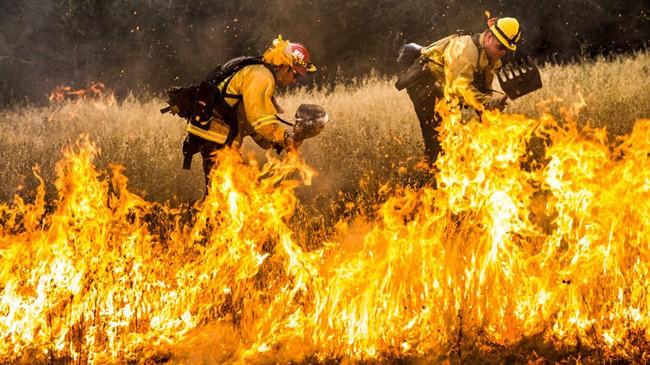 Cháy rừng khủng khiếp ở Mỹ, 13 người thương vong - ảnh 7