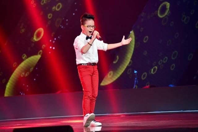 Cẩm Ly 'đại chiến' với Dương Khắc Linh tại Giọng hát Việt nhí - ảnh 12