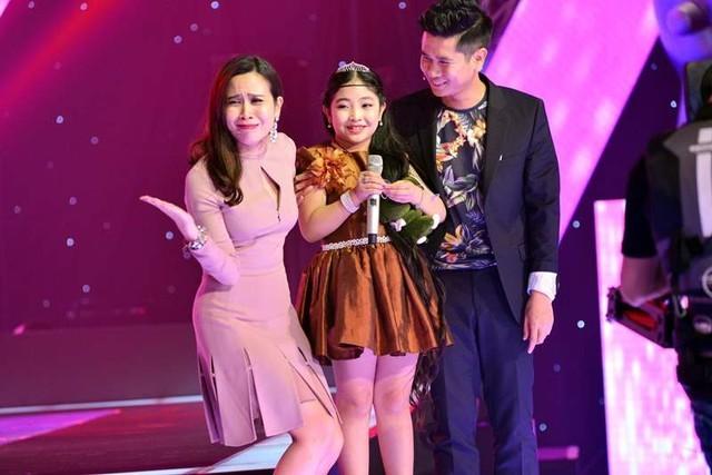 Cẩm Ly 'đại chiến' với Dương Khắc Linh tại Giọng hát Việt nhí - ảnh 3