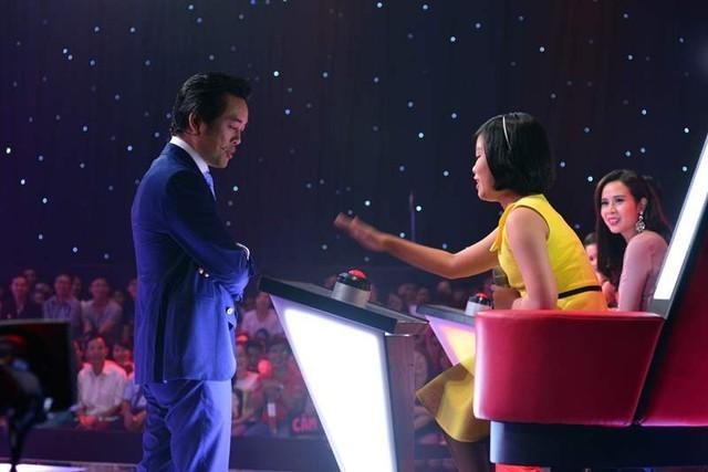 Cẩm Ly 'đại chiến' với Dương Khắc Linh tại Giọng hát Việt nhí - ảnh 5