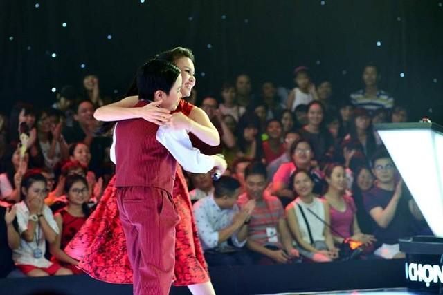 Cẩm Ly 'đại chiến' với Dương Khắc Linh tại Giọng hát Việt nhí - ảnh 7