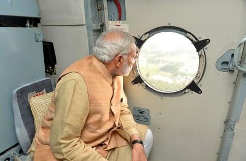 Ảnh ghép Thủ tướng Ấn Độ 'gây bão' mạng xã hội - ảnh 2