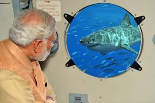 Ảnh ghép Thủ tướng Ấn Độ 'gây bão' mạng xã hội - ảnh 3