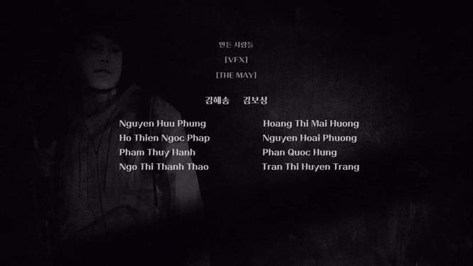"""Người Việt """"chiếm đóng"""" phần credit chế tác đồ họa trong siêu phẩm mới của Netflix - ảnh 4"""