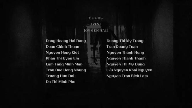 """Người Việt """"chiếm đóng"""" phần credit chế tác đồ họa trong siêu phẩm mới của Netflix - ảnh 5"""