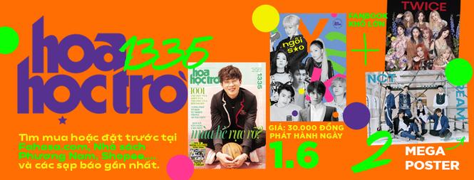 Hoa Học Trò 1335: Hè thêm năng động khi rinh ngay fanbook về những idol thế hệ Y2K - ảnh 3