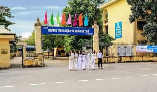 Thi vào 10 ở Hà Nội:
