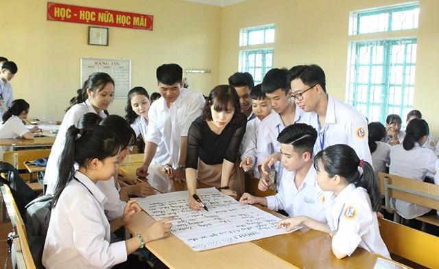 Có nhiều ngành ngang điểm chuẩn, sinh viên Sư Phạm vẫn nhận trợ cấp dù học phí khối Y tăng - ảnh 4