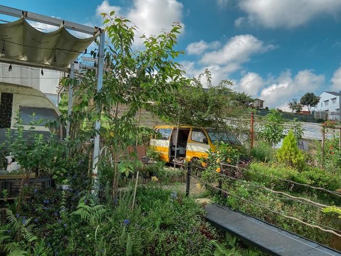 Homestay xe buýt: Loại hình homestay mới ở Đà Lạt - ảnh 9