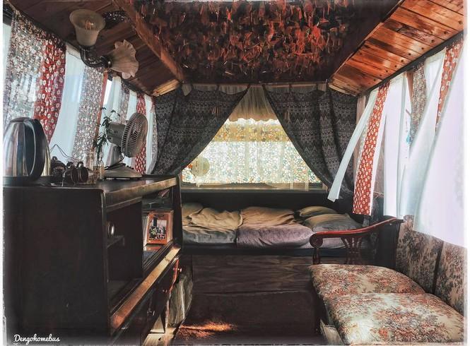 Homestay xe buýt: Loại hình homestay mới ở Đà Lạt - ảnh 7