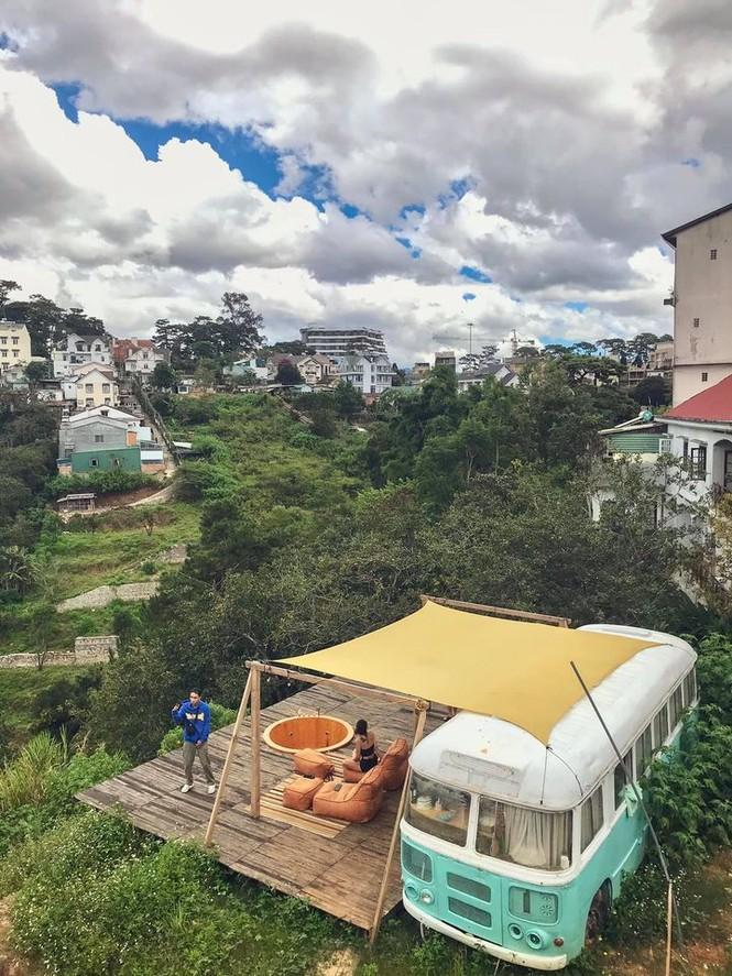 Homestay xe buýt: Loại hình homestay mới ở Đà Lạt - ảnh 5