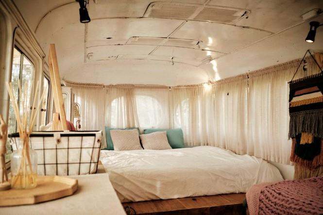 Homestay xe buýt: Loại hình homestay mới ở Đà Lạt - ảnh 4