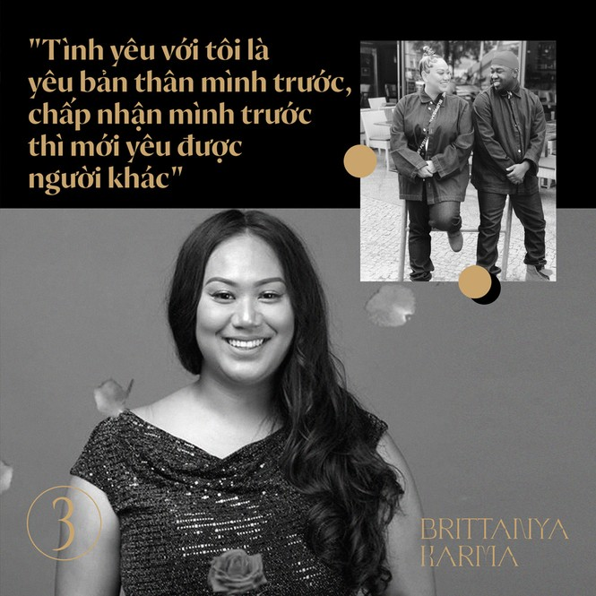 Sống một cuộc đời rực rỡ, Brittanya Karma đã để lại những câu nói truyền cảm hứng nào? - ảnh 4