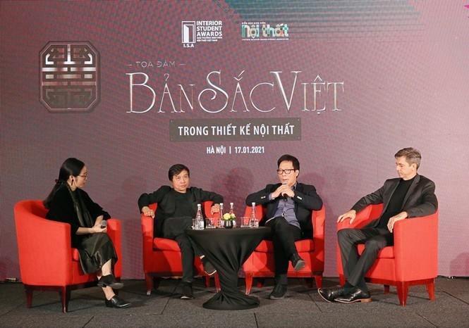 Gala trao giải Sinh viên Nội thất Việt Nam: Lộ diện những gương mặt tài năng trong cộng đồng thiết kế - ảnh 1