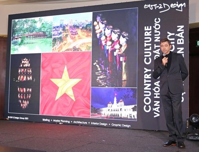 Gala trao giải Sinh viên Nội thất Việt Nam: Lộ diện những gương mặt tài năng trong cộng đồng thiết kế - ảnh 2