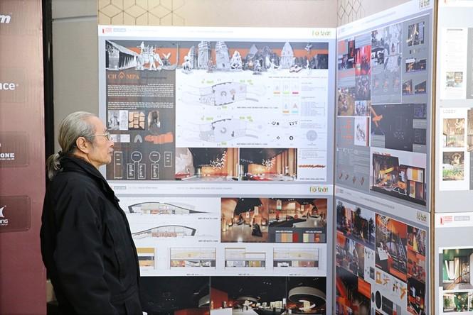 Gala trao giải Sinh viên Nội thất Việt Nam: Lộ diện những gương mặt tài năng trong cộng đồng thiết kế - ảnh 3
