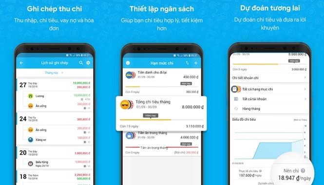 Quá nhiều dự định với tiền mừng tuổi? Có ngay app thu chi để tránh tiền nhiều, tiêu càng liều - ảnh 3