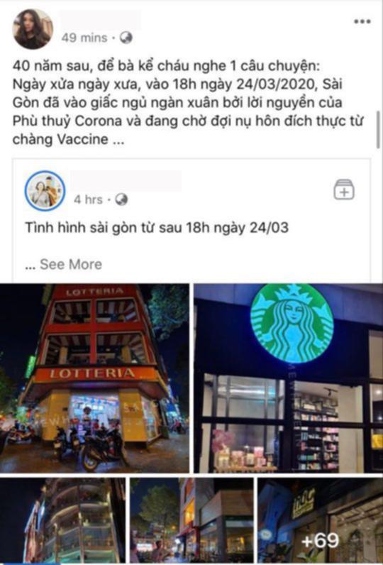 """""""Nhắm mắt, thu tay"""" hẹn gặp lại teen, Sài Gòn đi vào giấc ngủ mùa COVID - 19 - ảnh 2"""